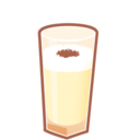 128x128px size png icon of Brandy Eggnog