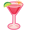 128x128px size png icon of Cosmopolitan