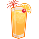 128x128px size png icon of Harvey Wallbanger