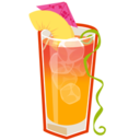 128x128px size png icon of Mai Tai