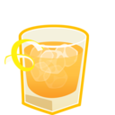 128x128px size png icon of Rusty Nail