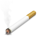 128x128px size png icon of Cigarette