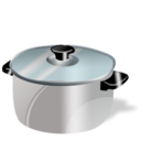 128x128px size png icon of Boiler pan