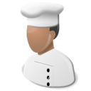128x128px size png icon of Cheff