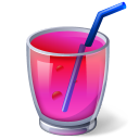 128x128px size png icon of Cocktail