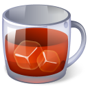 128x128px size png icon of Iced Tea