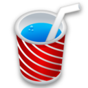 128x128px size png icon of Soft drink