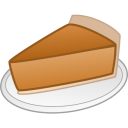 128x128px size png icon of pie