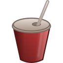 128x128px size png icon of soda