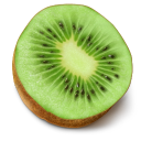 128x128px size png icon of kiwi