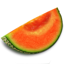 128x128px size png icon of melon