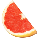128x128px size png icon of grapefruit
