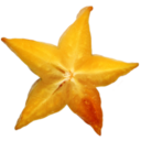 128x128px size png icon of starfruit