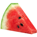 128x128px size png icon of watermelon