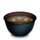 128x128px size png icon of Miso Soup