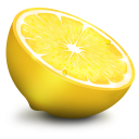 128x128px size png icon of Lemon