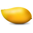 128x128px size png icon of Mango