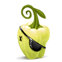 128x128px size png icon of Pepper 11