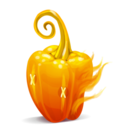 128x128px size png icon of Pepper 2