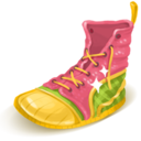 128x128px size png icon of Shoe
