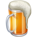 128x128px size png icon of beer