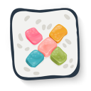128x128px size png icon of Sushi 05
