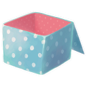 128x128px size png icon of gift open