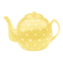 128x128px size png icon of tea pot
