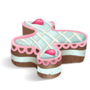 128x128px size png icon of Cake 002