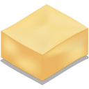 128x128px size png icon of tofu