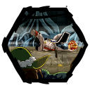 128x128px size png icon of Angry Birds Star Wars 4
