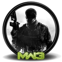 128x128px size png icon of CoD Modern Warfare 3 1a