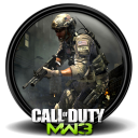 128x128px size png icon of CoD Modern Warfare 3 2
