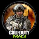 128x128px size png icon of CoD Modern Warfare 3 3