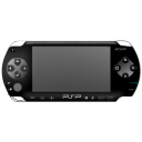 128x128px size png icon of PSP black