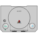 128x128px size png icon of Playstation 1