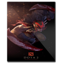 128x128px size png icon of Dota 2 1