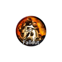 128x128px size png icon of Fallout