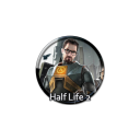 128x128px size png icon of HL 2