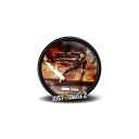 128x128px size png icon of Just Cause 2 2