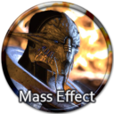 128x128px size png icon of Mass Effect