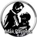 128x128px size png icon of Max Payne 2
