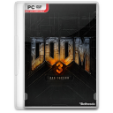 128x128px size png icon of doom 3 bgf