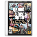 128x128px size png icon of grand theft auto liberty city