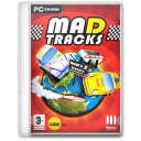 128x128px size png icon of mad tracks