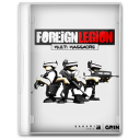 128x128px size png icon of Foreign Legion