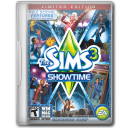 128x128px size png icon of The Sims 3 Showtime Limited Edition