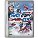 128x128px size png icon of Winter Sports 2012 Feel the Spirit