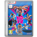 128x128px size png icon of London 2012 The Official Video Game of the Olympic Games