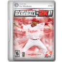 128x128px size png icon of Major League Baseball 2K11